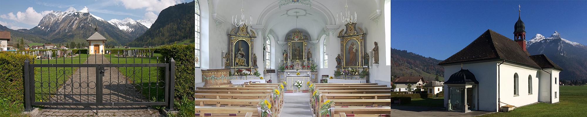 Pfarrei St. Wendelin, Studen